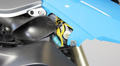 Magnum Horn Kit Very Loud and Compact for R12GSLC, F800GT