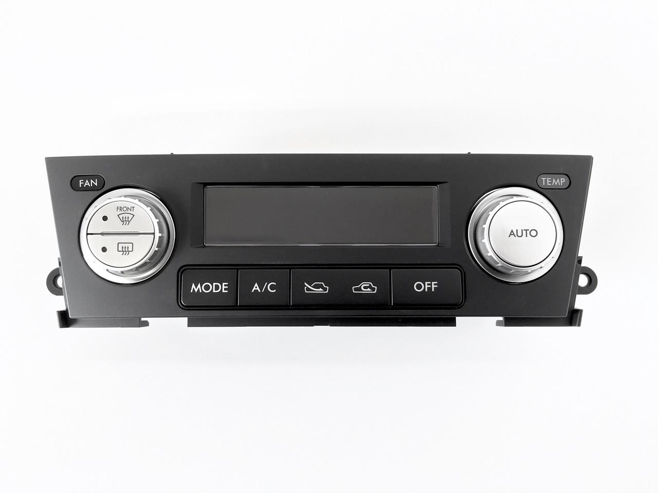 Subaru JDM H6217AG910 Single Zone AV Panel at AVOJDM
