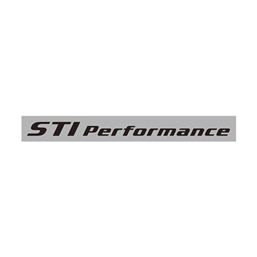 STI Performance Sticker STSG16100760 at AVOJDM.com