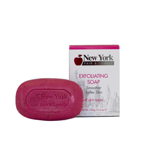 New York Fair & Exfoliating Soap 200g