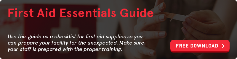 Download the First Aid Essentials Guide