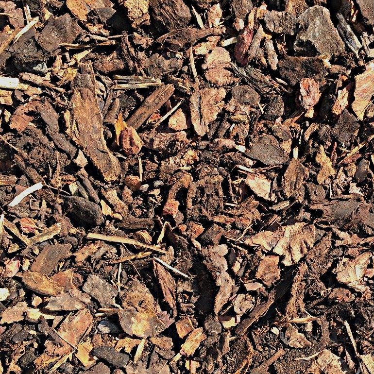 Ornamental Bark Chips (12-35mm)