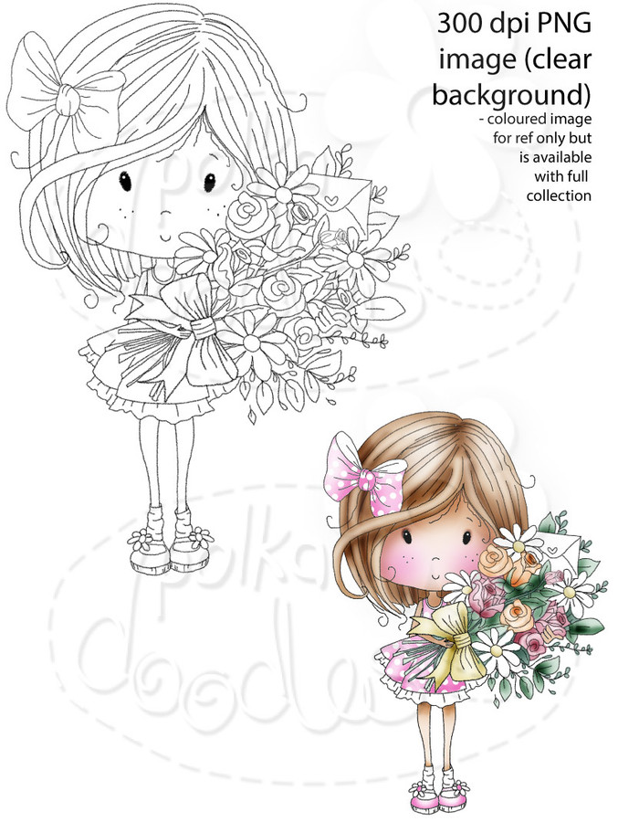 Winnie Sugar Sprinkles Springtime - Just For You