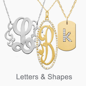 Letters & Shapes