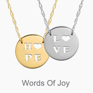 Words of Joy