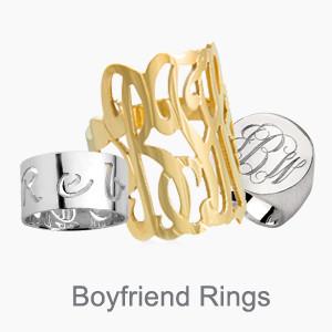 Boyfriend Rings