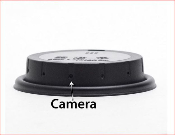 coffee cup lid spy camera