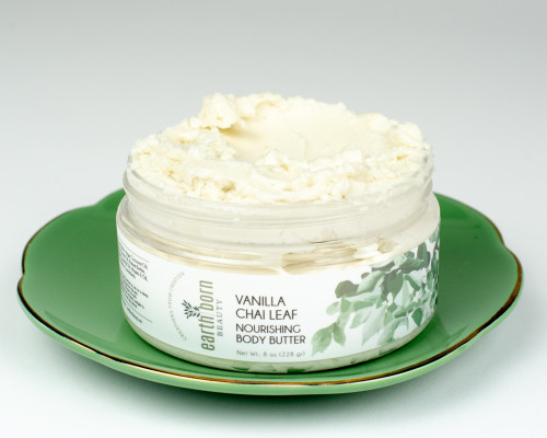Vanilla Chai Leaf Nourishing Body Butter