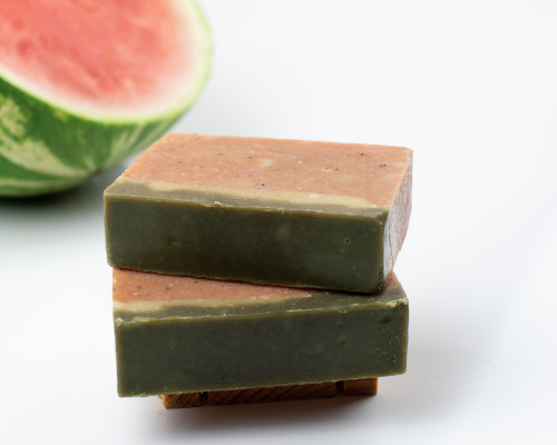 Watermelon Falls Artisan Soap