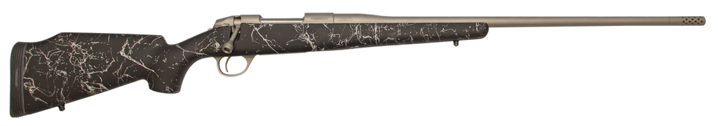 "Fierce Fury 300 Rum 26"" Black & Grey with Titanium Muzzle Brake"