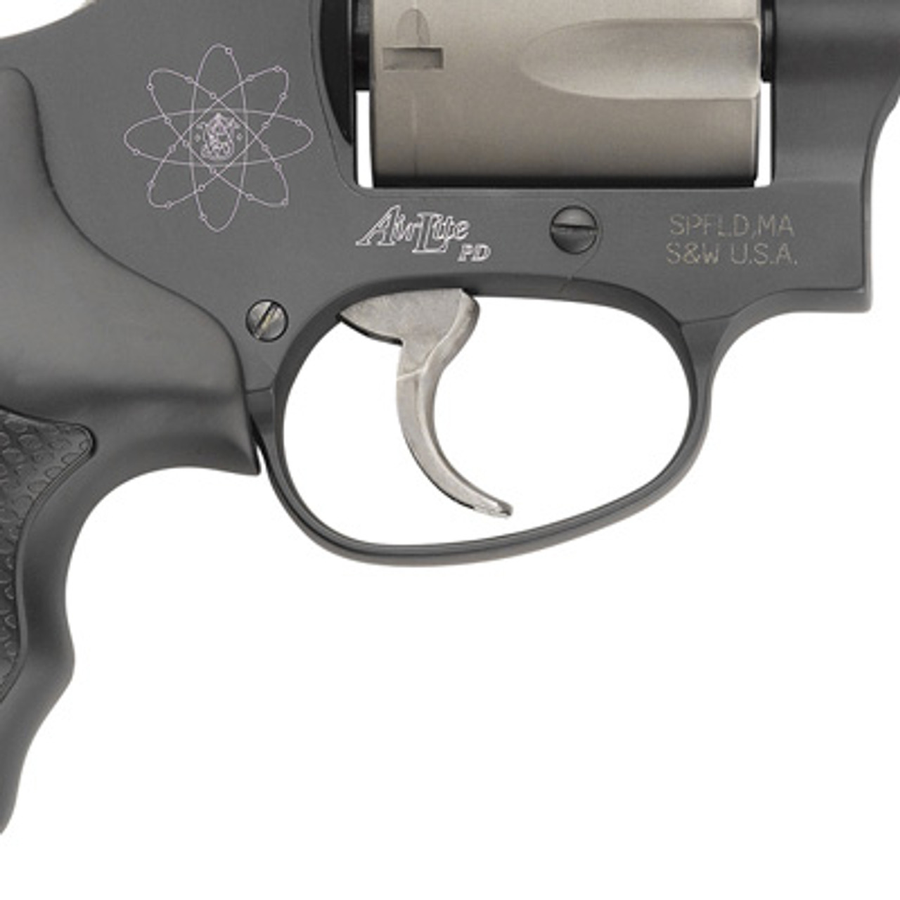 Smith & Wesson Performance Center 360PD 357 Scandium Frame Titanium ...