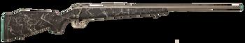 "Fierce Fury 300 Rum 26"" Black & Grey with Titanium Muzzle Brake"