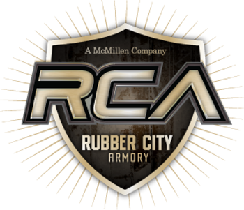 Rubber City Armory Enhanced Bolt Carrier Group M16 - Free Shipping