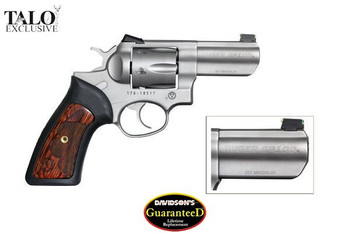 "Ruger GP 100 3"" Wiley Clapp 357 1752"
