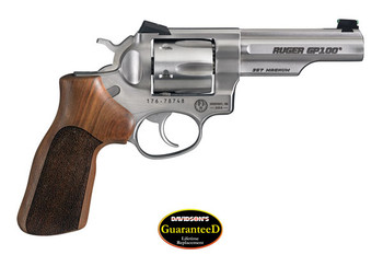 Ruger GP 100 Match Champion 357