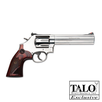 "Smith & Wesson 686 Plus 6"" Distinguished Comat Magnum Talo Special Edition"