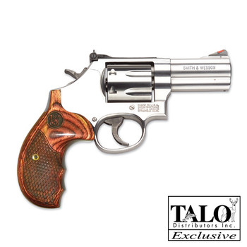 "Smith & Wesson 686 Plus + 3"" Distinguished Comat Magnum Talo Special Edition"