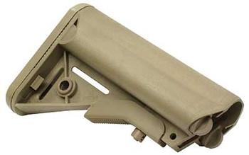 B5 Systems Enhanced SOPMOD Stock Mil Spec - FDE