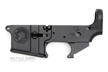 Battle Arms Development, BAD-15 Premium Forged 7075-T6 Lower Receiver - GEN 2