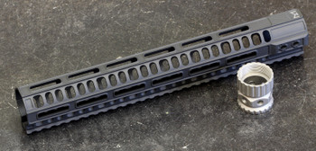 "2A Armament 10"" BL Rail M-LOK"