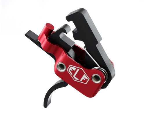ELF SE AR15 / AR10 Trigger Curved Bow (Pre Order)