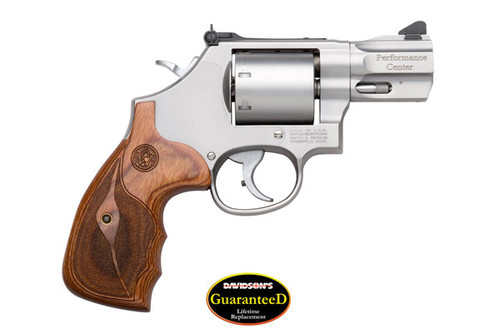 Smith & Wesson Performance Center 686 Plus 7 Shot 2.5""