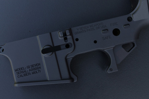 V Seven AR-15 GI Lower Receiver