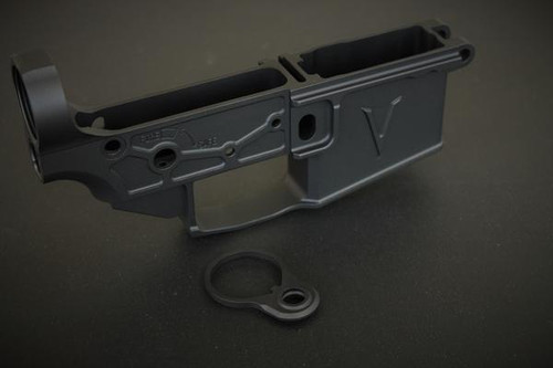 V Seven 2055 Enlightened AR-15 Lower Receiver