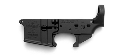 Mega Arms Forged Gator AR15 Lower Receiver
