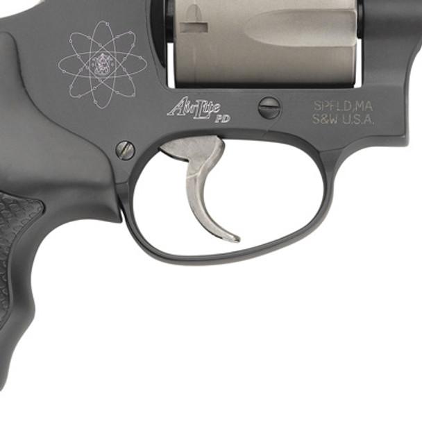 Smith & Wesson Performance Center 360PD 357 Scandium Frame Titanium ...