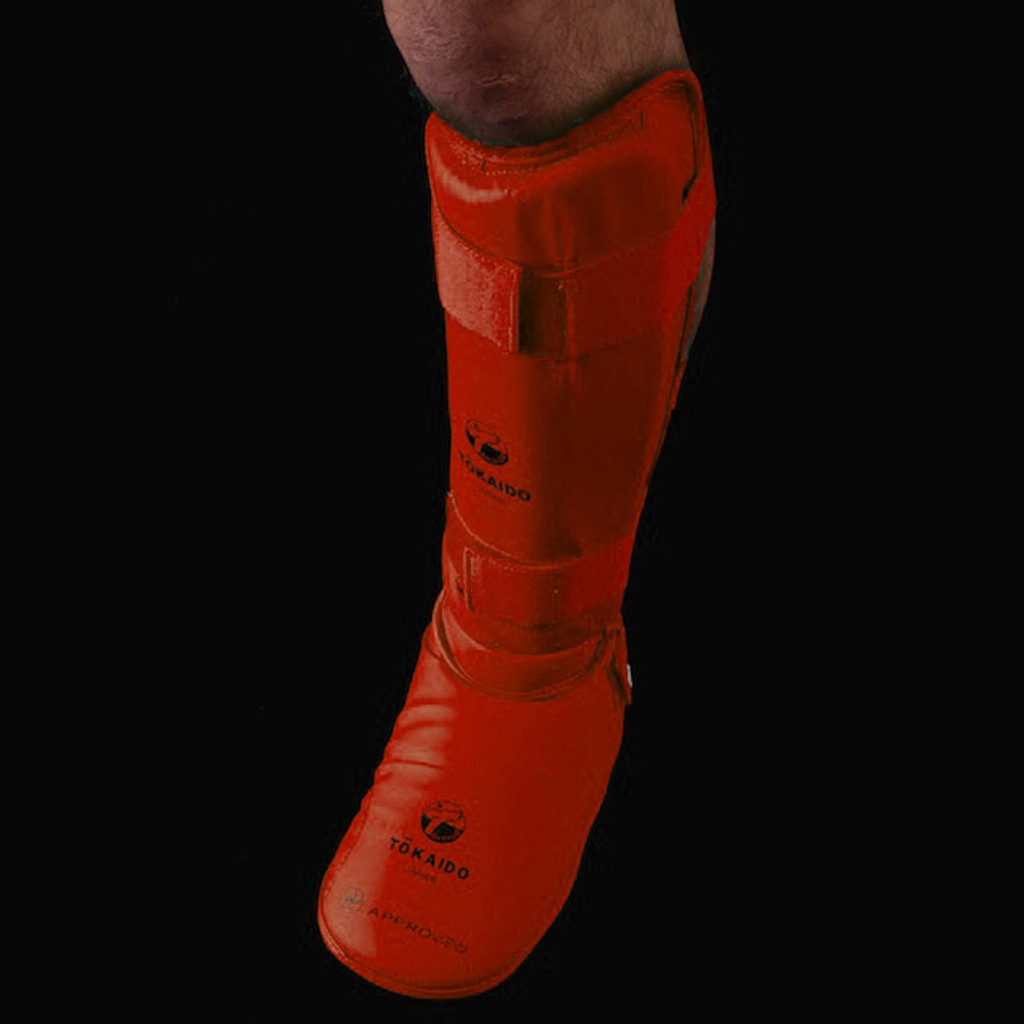 Tokaido wkf approved Shin and Foot Protector