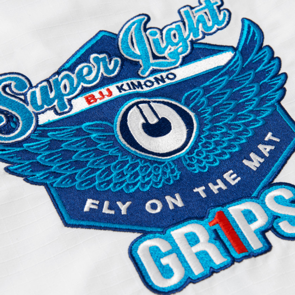 GR1Ps Superlight gi @ Zenjo Martial Arts Supplies