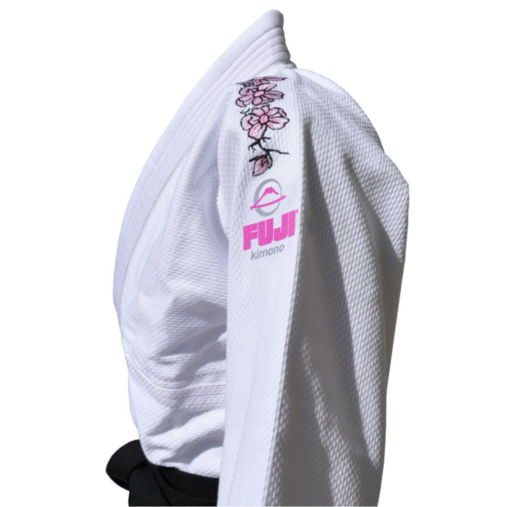Fuji BJJ Womens Gi - Pink Blossom
