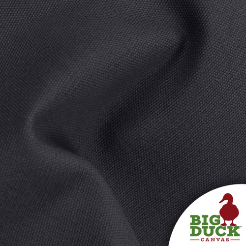 12oz Heavyweight Cotton Duck Midnight (Popular FACTORY SECONDS)