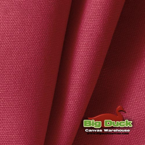 Cotton Duck Heavyweight 100% Ring-Spun Rolls/Yard-Crabapple Red--Wholesale Factory Seconds, Popular Brand