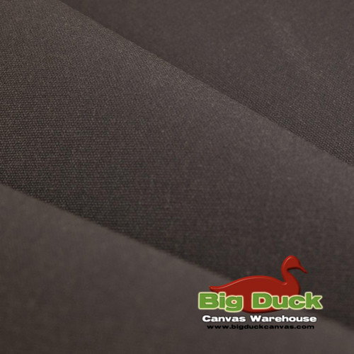 "10.10 OZ (60"") Waxed Army Duck Canvas - Slate (Gray)"