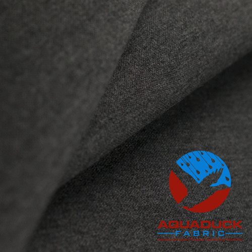 Wholesale Outdoor Furniture Fabric AquaDuck Canvas Charcoal (Gray) Rolls