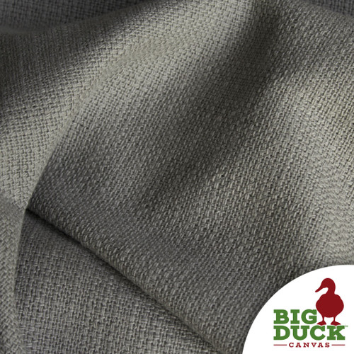 Upholstery Fabric-Linen/Cotton Blend-Gray/Metal Color/Discount