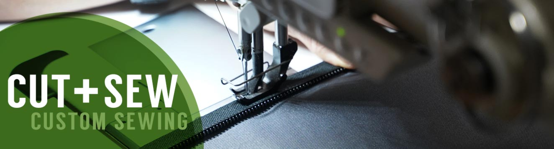 Cut and Sew Custom Sewing Atlanta Athens Georgia