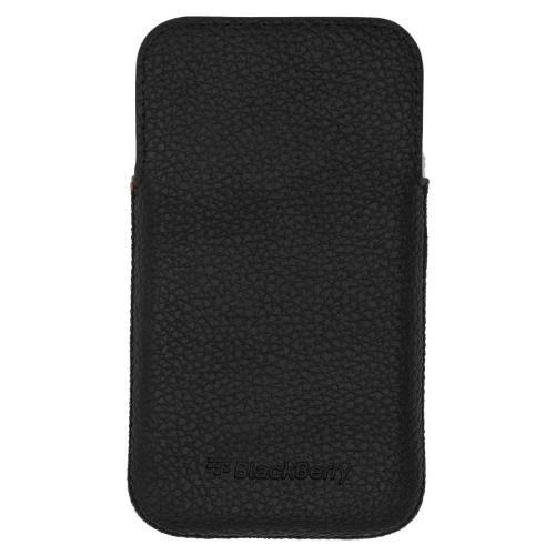 Blackberry Classic Leather Pocket | Back