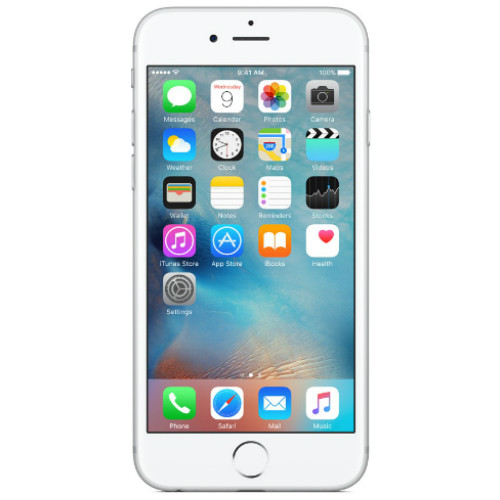 iPhone 6s 128 GB | Silver