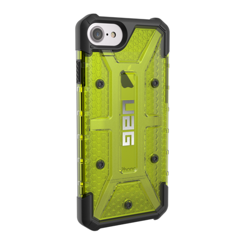 UAG Plasma iPhone 7 Case - Citron | Right