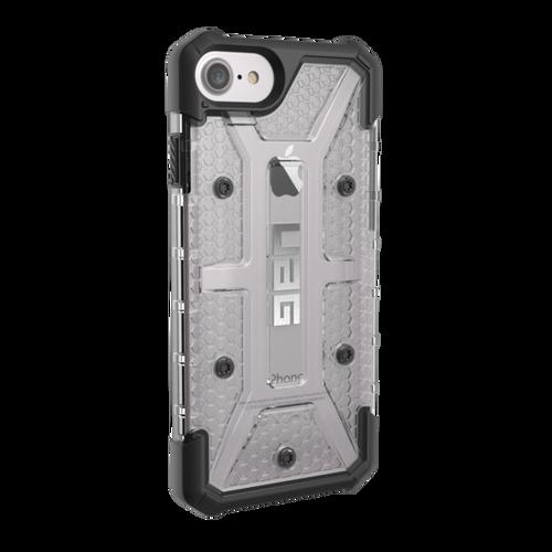 UAG Plasma iPhone 7 Case - Ice | Right
