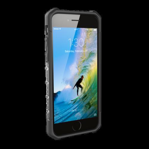 UAG Plasma iPhone 7 Case - Ice | Front