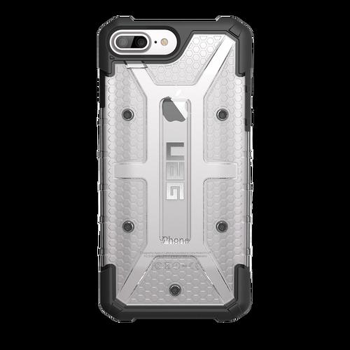 UAG Plasma iPhone 7 Case - Ice | Back