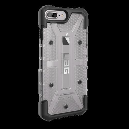 UAG Plasma iPhone 7 Plus Case - Ice | Right