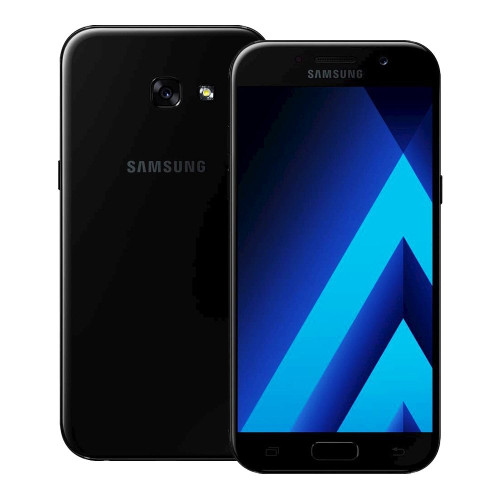 Samsung Galaxy A5 (2017)   Front and Back