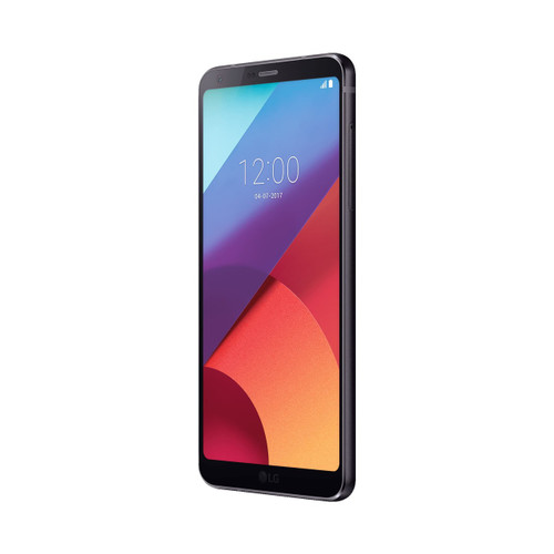 LG G6 | Black | Right