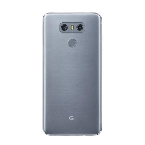 LG G6   Platinum   Rear