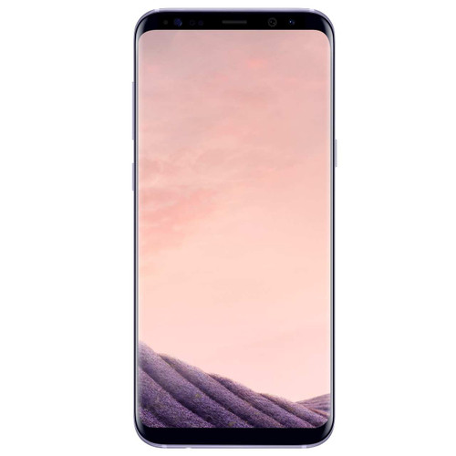 Samsung Galaxy S8+   Orchid Grey   Front